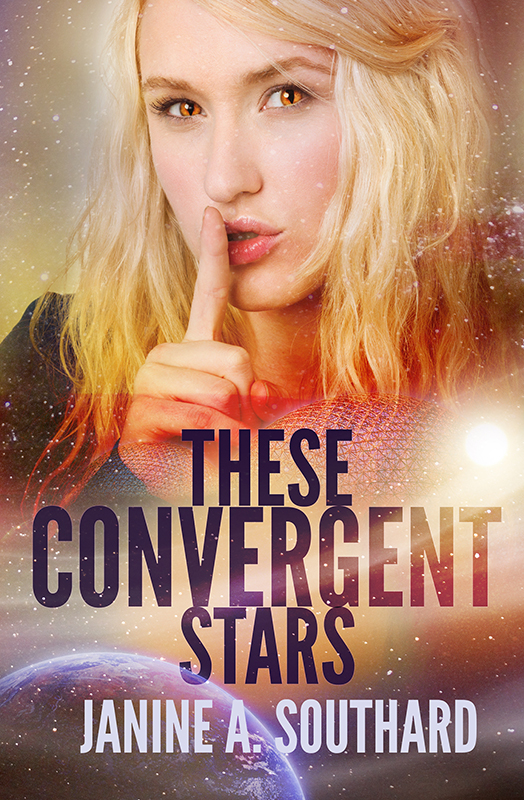 These Convergent Stars has such a pretty cover.