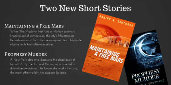 Two New Short Stories