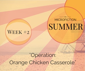 Microfiction Summer Week 2